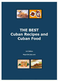 Cuban Recipes Cookbook